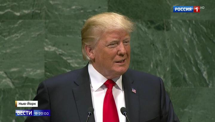 Стабильности в мире нет: Ленин заменил в ООН встреченного смехом Трампа