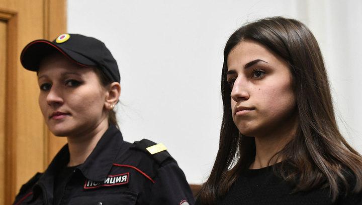 Среднюю сестру Хачатурян выпустили из СИЗО