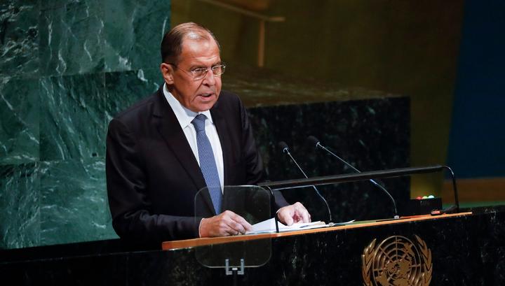 Лавров: из ОЗХО Запад хочет сделать инструмент наказания неугодных правительств