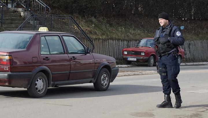 Армия Сербии готова ответить на любое развитие ситуации в Косове