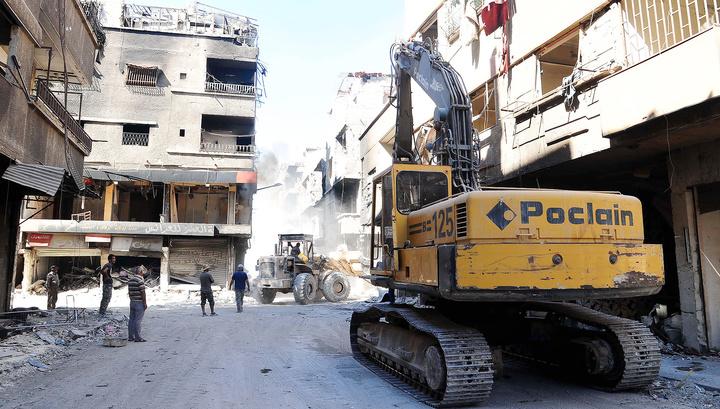"""Москва и Дамаск призывают мир открыть глаза на ситуацию в """"Эр-Рукбане"""""""