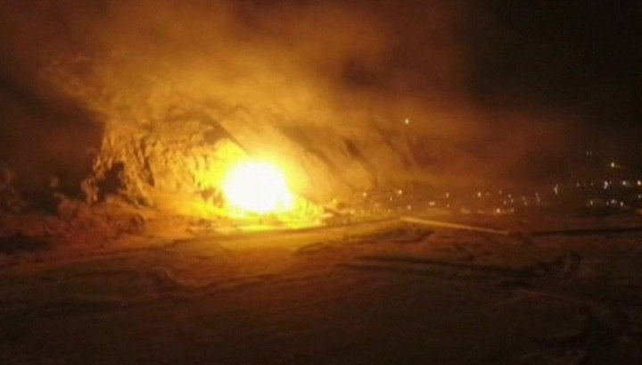 Иран нанес авиаудар по штаб-квартире террористов в Сирии