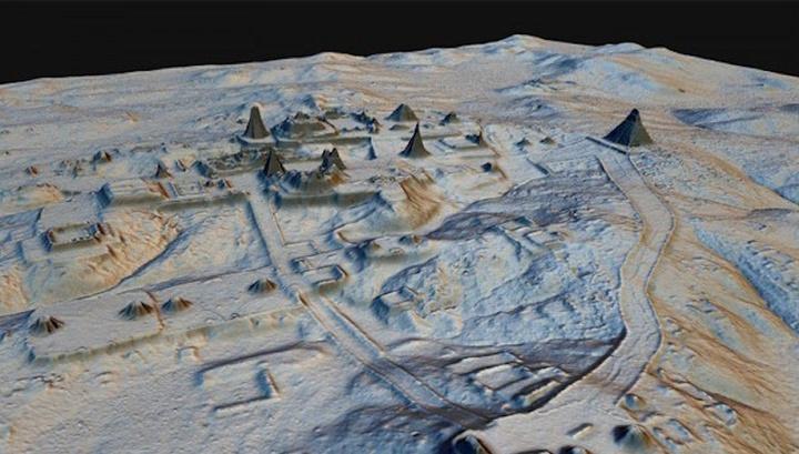 Учёные исследовали 12 районов общей площадью более 2100 квадратных километров.