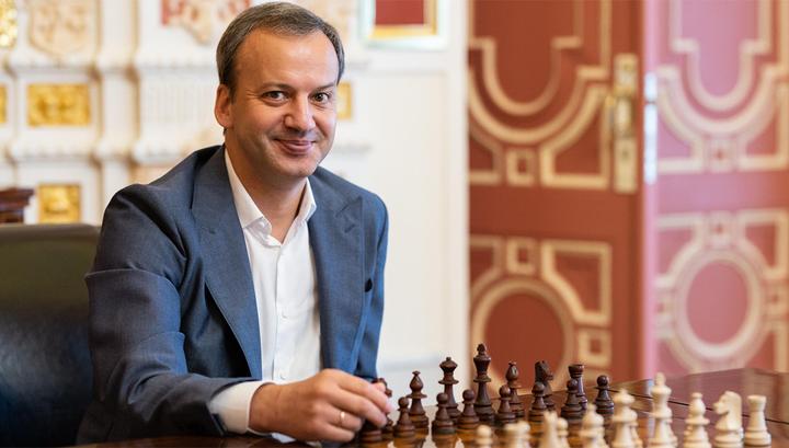 Аркадий Дворкович: матч за шахматную корону будет равным и очень напряженным