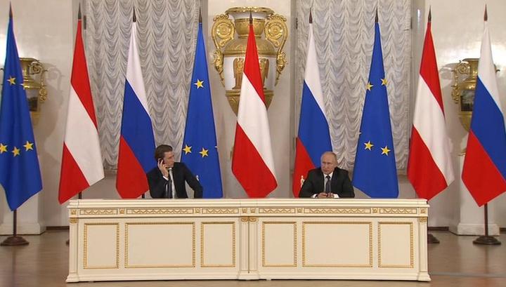 Россия останется надежным поставщиком энергоресурсов в Европу