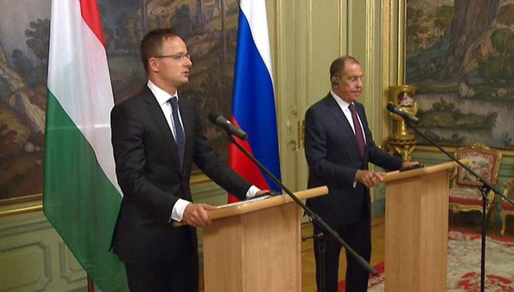 """""""Турецкий поток"""": Венгрия требует, чтобы Брюссель перестал ставить палки в колеса"""