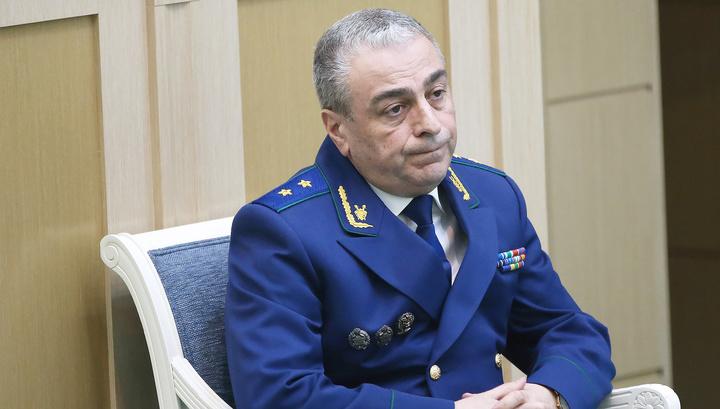 При крушении вертолета в Костромской области погиб заместитель генпрокурора РФ Саак Карапетян