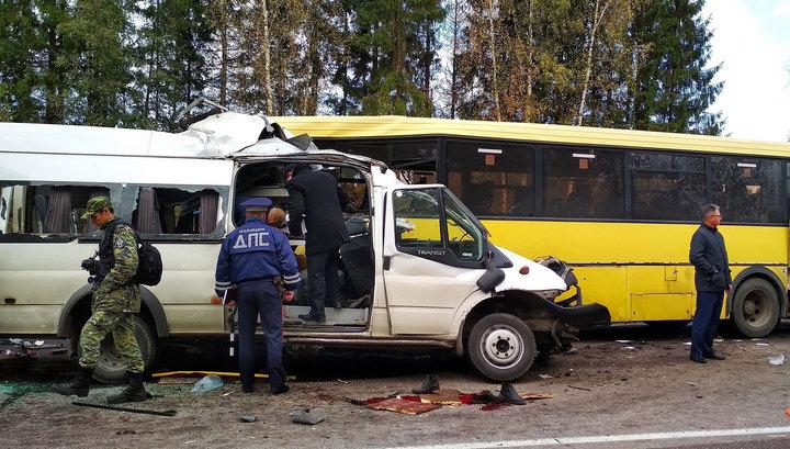 Страшное ДТП под Тверью: задержан глава компании-перевозчика