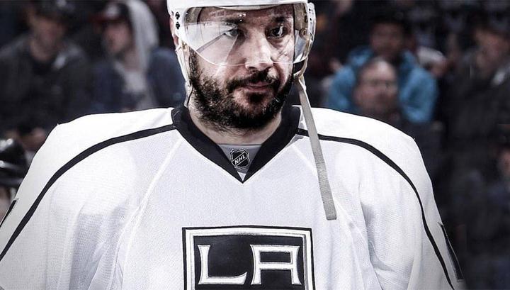 Илья Ковальчук признан третьей звездой дня в НХЛ