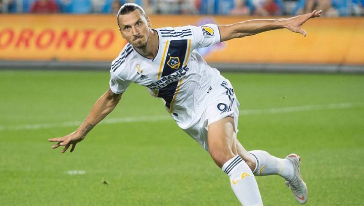 Златан Ибрагимович признан лучшим новичком года в MLS
