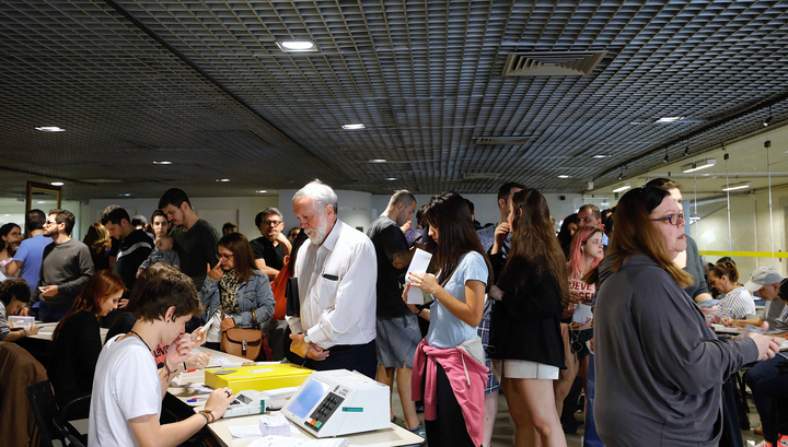 За нарушения на выборах в Бразилии задержаны более 180 человек