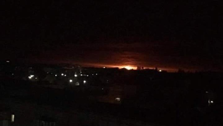 Ущерб от пожаров на украинских складах боеприпасов превысил 2 миллиарда долларов