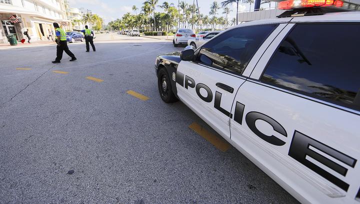 Полиция Флориды арестовала подозреваемого в изготовлении взрывчатки