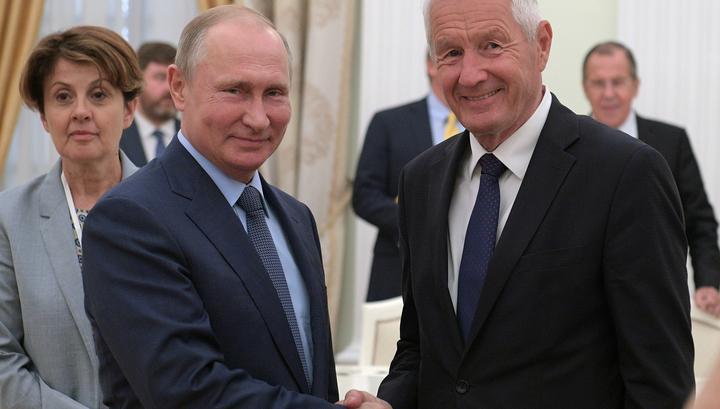 Совет Европы заявил, что Россия нужна ему не из-за денег