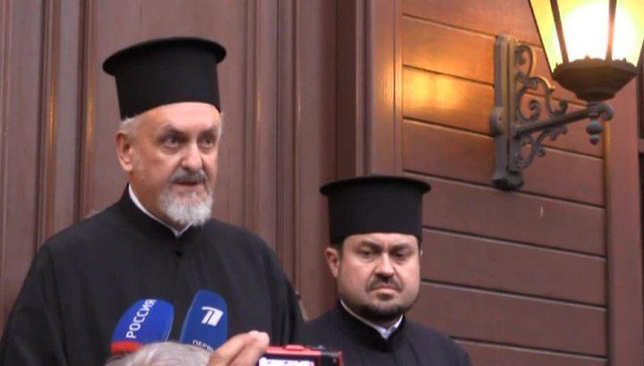 Константинополь приступил к предоставлению автокефалии церкви Украины