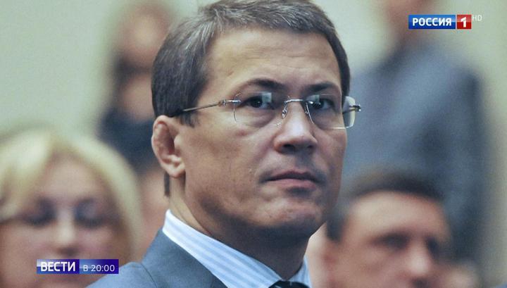 Путин назначил врио руководителей в Башкирию и Курскую область
