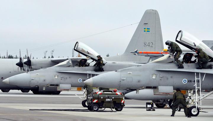 Финляндия решила принять участие в учениях НАТО