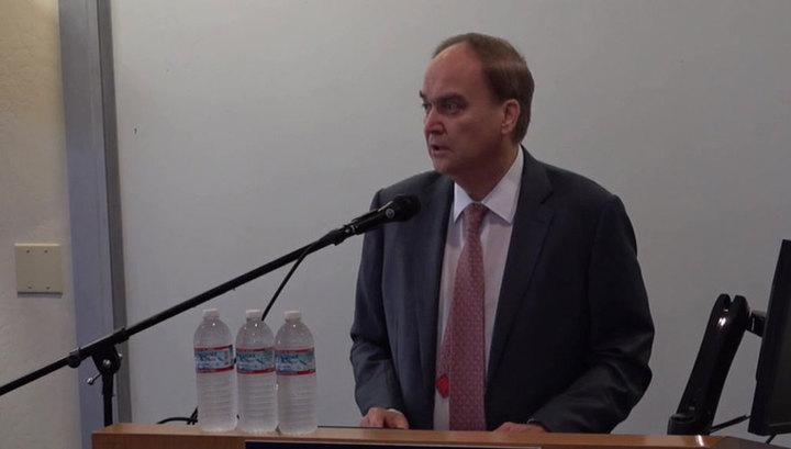 Посол России в США: визовую войну мы считаем непродуктивной