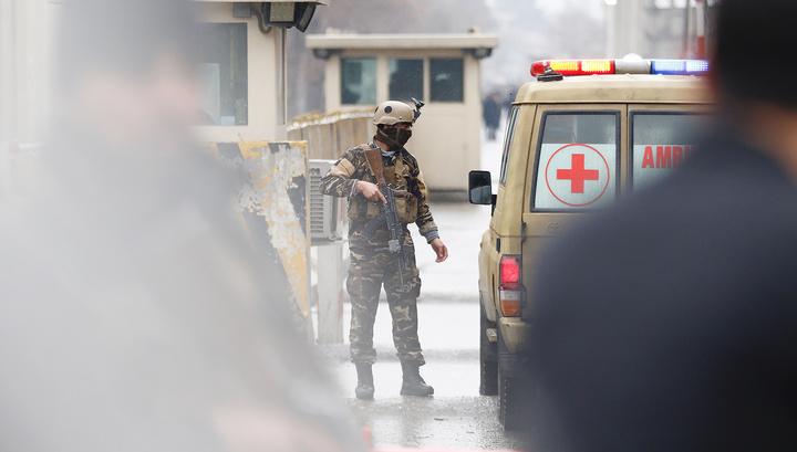 Взорвавшийся на свадьбе в Афганистане снаряд убил четырех человек