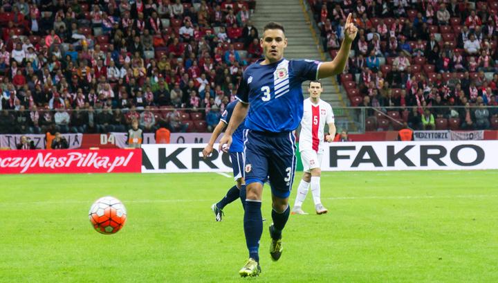 Чиполина принес сборной Гибралтара первую в истории победу