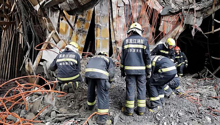 Пожар в жилом доме в Китае: пять человек погибли, восемь пострадали