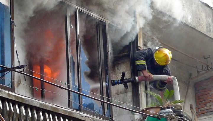 В Китае задержан виновник пожара в жилом доме, унесшего жизни пятерых человек