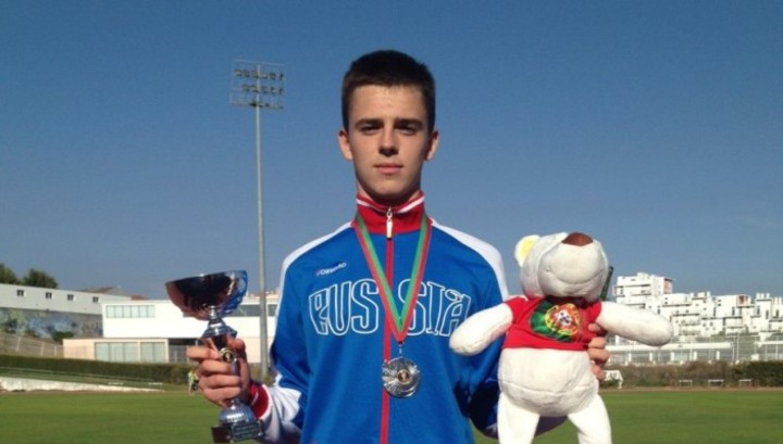 Россиянин Громадский завоевал серебро юношеской Олимпиады в современном пятиборье