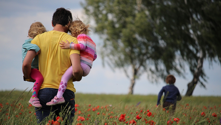 Многодетные семьи болеют раком гораздо реже обычных
