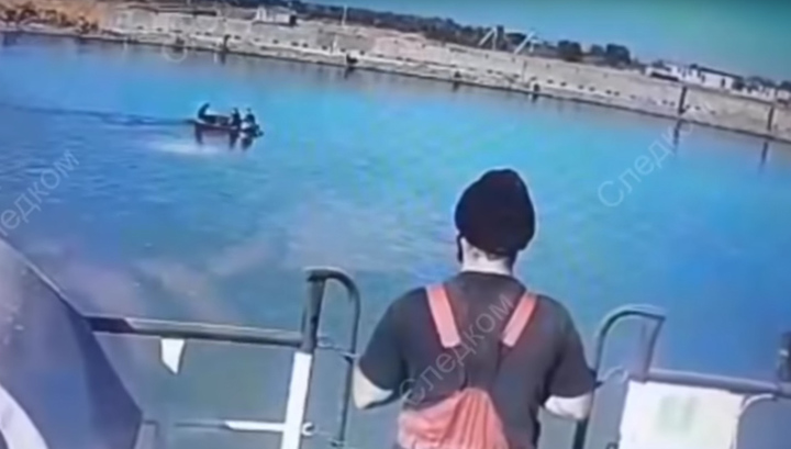 В Ростовской области трое пьяных мужчин украли лодку и утонули в реке Дон. Видео