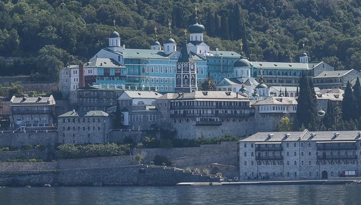 Украинского епископа не пустили в монастырь на Афоне