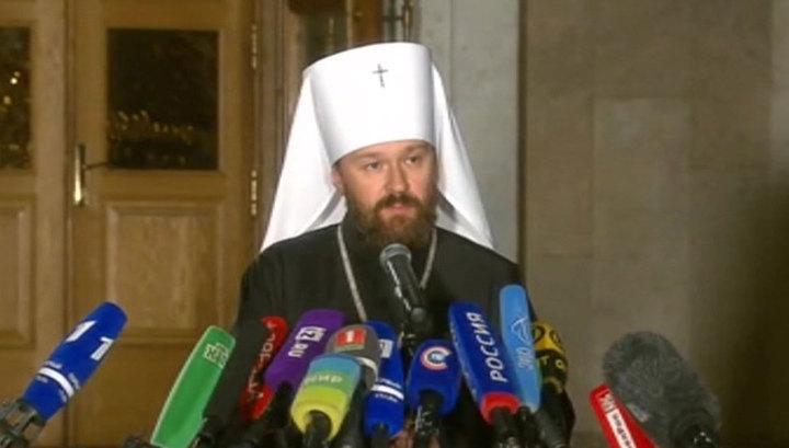 РПЦ огласила свой ответ на действия Константинопольского патриархата