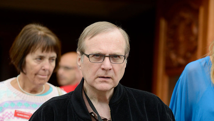 От рака скончался один из основателей Microsoft - Пол Аллен