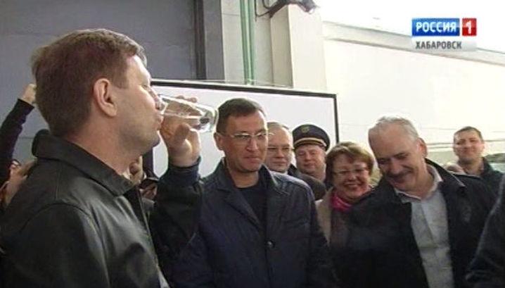 Губернатор проконтролировал главные стройки Комсомольска-на-Амуре