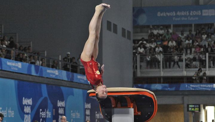 Российские спортсмены завоевали пять медалей на Юношеских играх