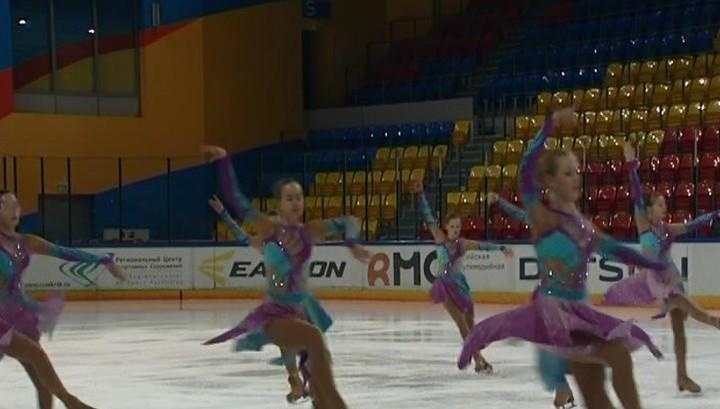 В Красноярске стартует третий этап Кубка России по фигурному катанию