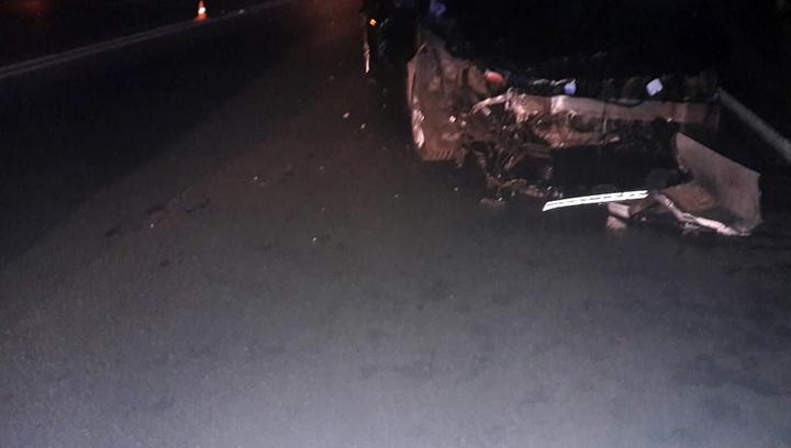 Жуткое ДТП с 5 машинами на Загородном шоссе: один человек погиб
