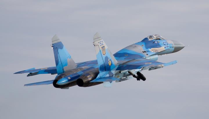 Бой учебный, победа настоящая. Су-27 одолел F-15 в воздушной схватке