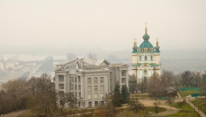 Знаменитую Андреевскую церковь в Киеве хотят отдать Константинополю