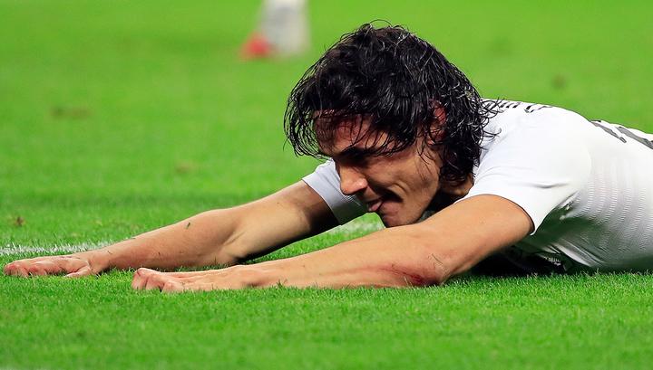 Футболисты сборной Японии обыграли Кавани и Родригеса