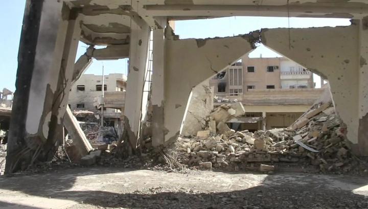Жертвами ударов международной коалиции стали 10 мирных сирийцев
