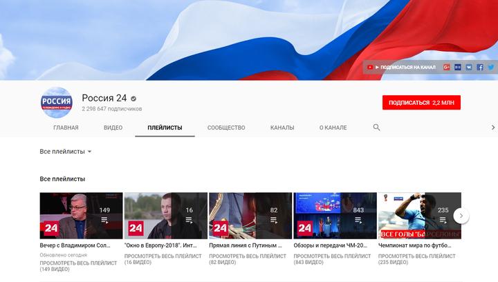 Неполадки в работе видеохостинга YouTube устранены