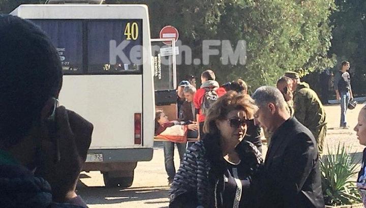 Трагедия в керченском колледже: взрыв прогремел в столовой