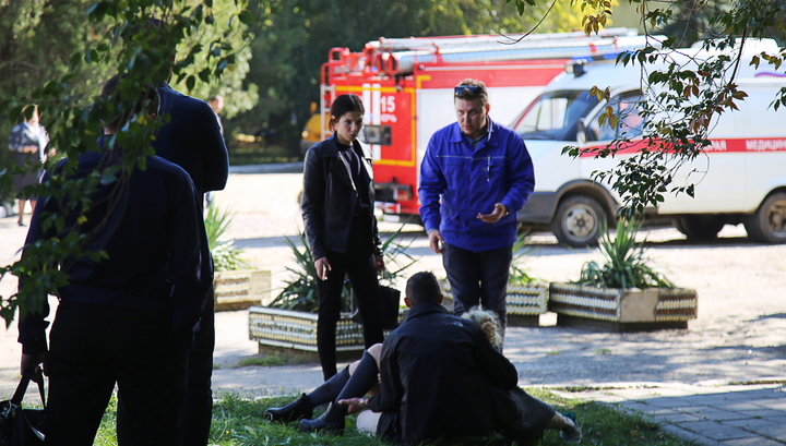 В Керчи пройдут первые похороны жертв бойни в политехническом колледже