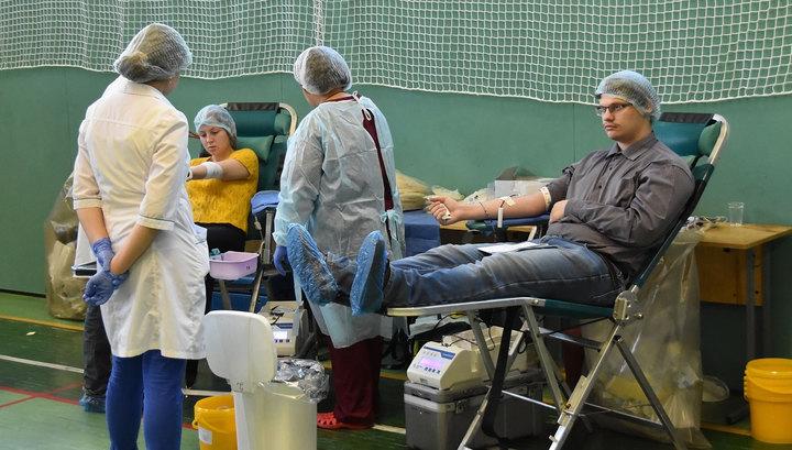 В Пироговском РНИМУ прошел отбор доноров костного мозга