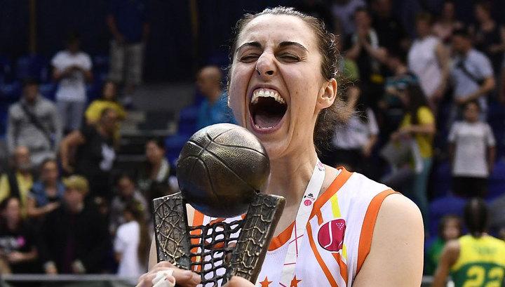 Баскетбол. УГМК стал рекордным обладателем Суперкубка Европы