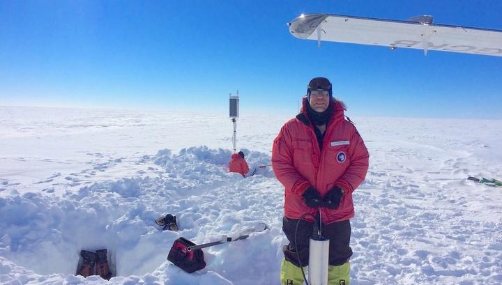 """Голос Антарктиды: учёные записали жутковатые сейсмические """"завывания"""" ледника Росса"""