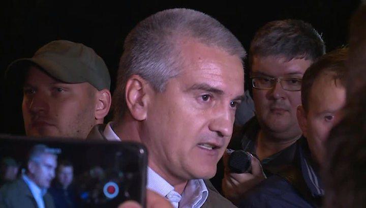 Аксенов: преступник в Керчи действовал один