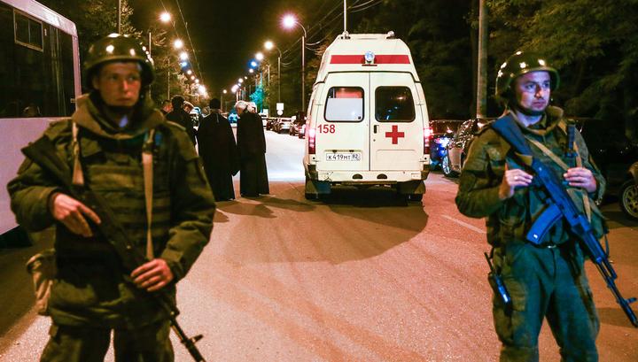 Более 40 раненых при взрыве в Керчи остаются в больницах