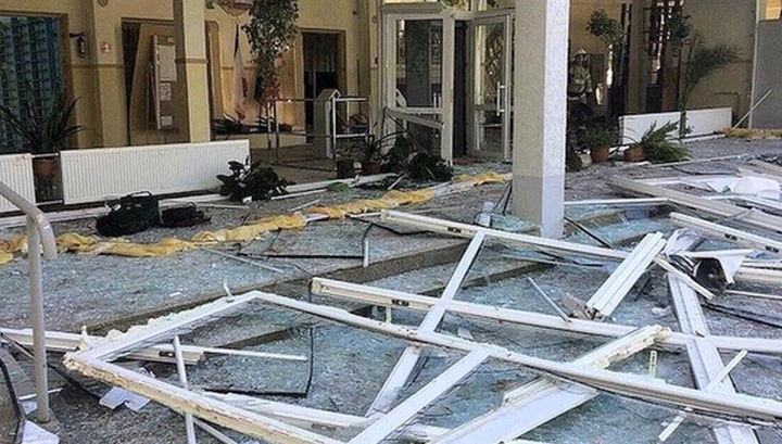 Керченский колледж восстановят после взрыва с расстрелом