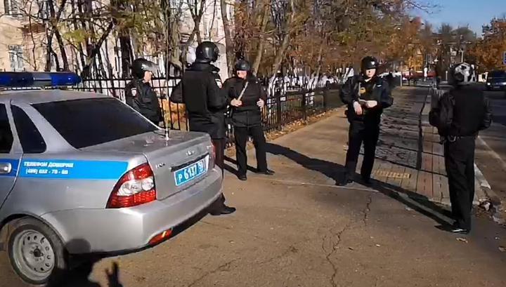 Филиал ВГИКа в Сергиевом Посаде эвакуировали из-за студента с гранатой
